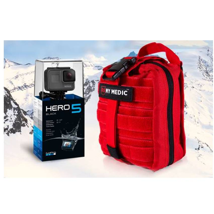 Win GoPro Hero 5