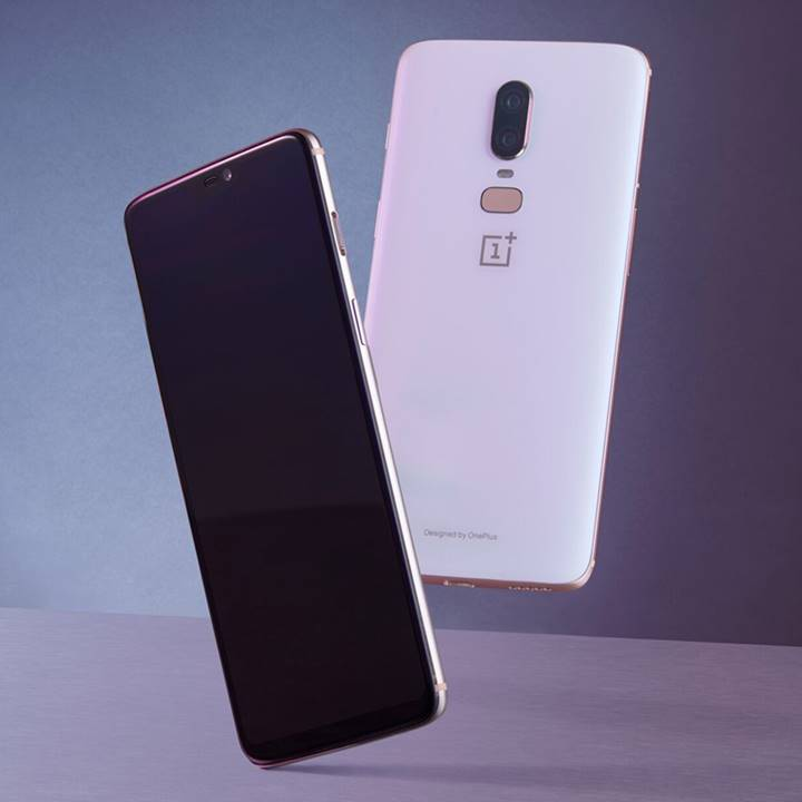 Win a OnePlus 6 Smartphone