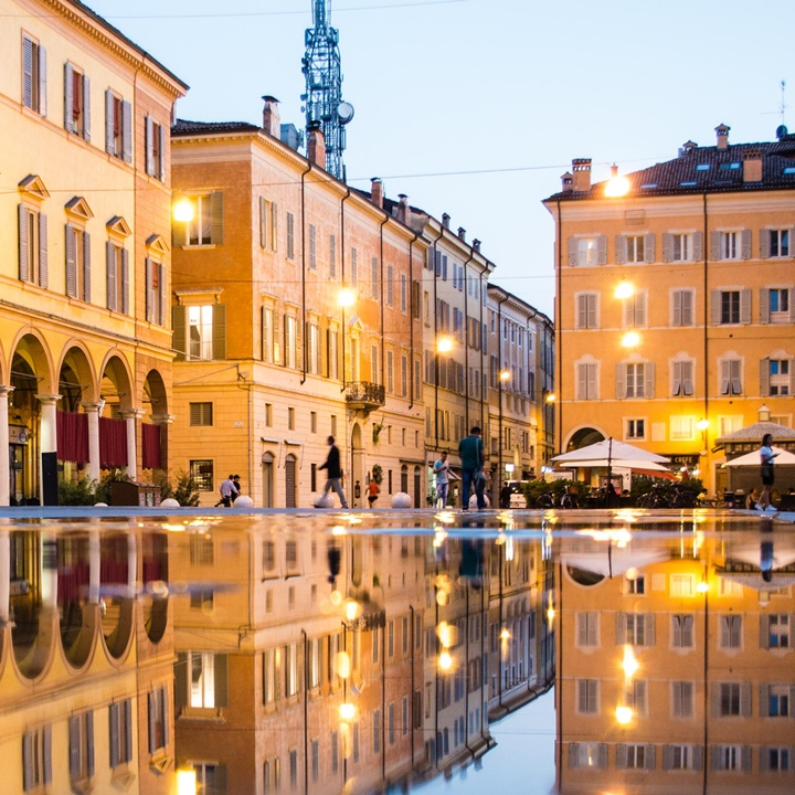 Win a Trip for 2 to Modena, Italy + Meet Chef Massimo Bottura & Dine at Osteria Francescana