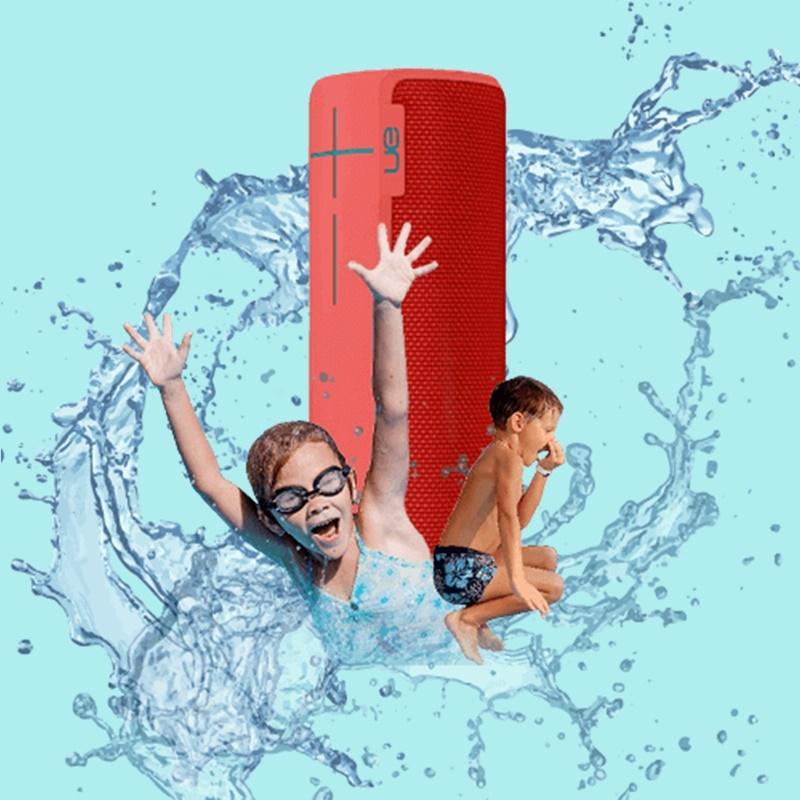 Win UE MEGABOOM Speaker + $500 Pool Maintenance Supplies