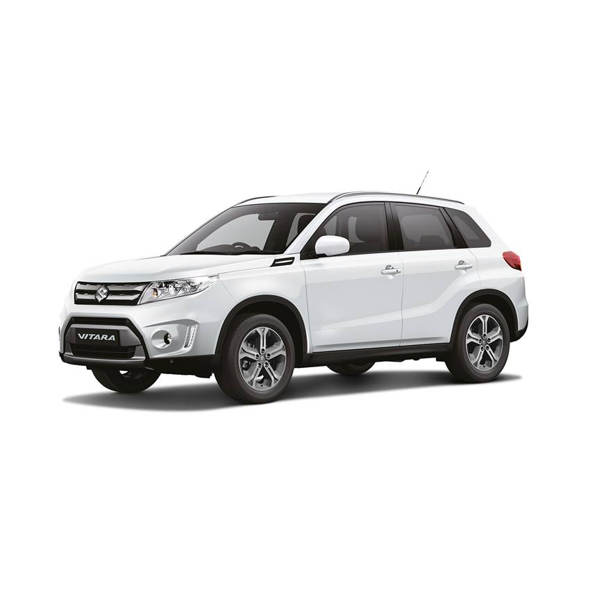 Win a brand new Suzuki!