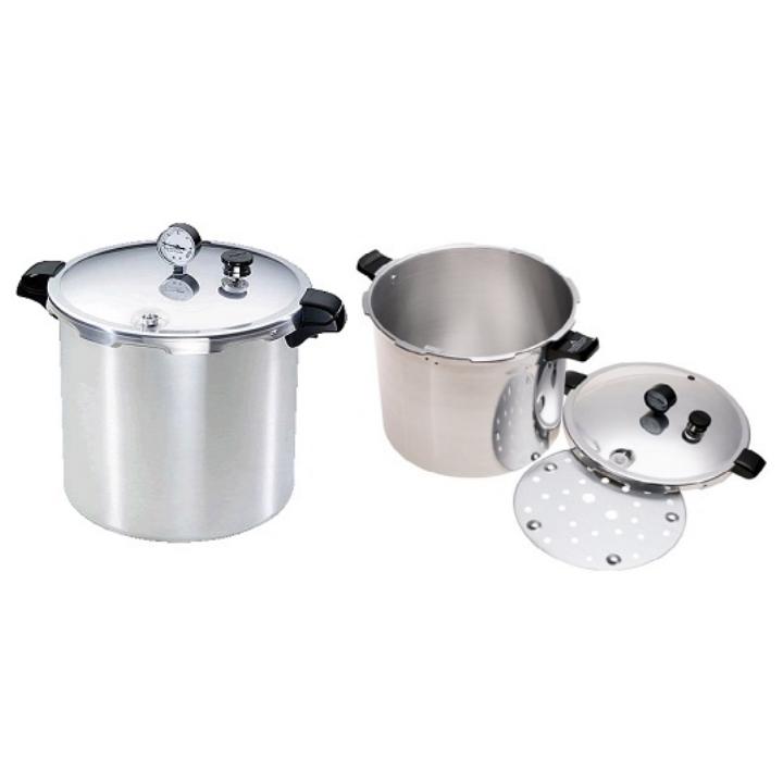 Win a Presto 01781 23-Quart Pressure Canner and Cooker