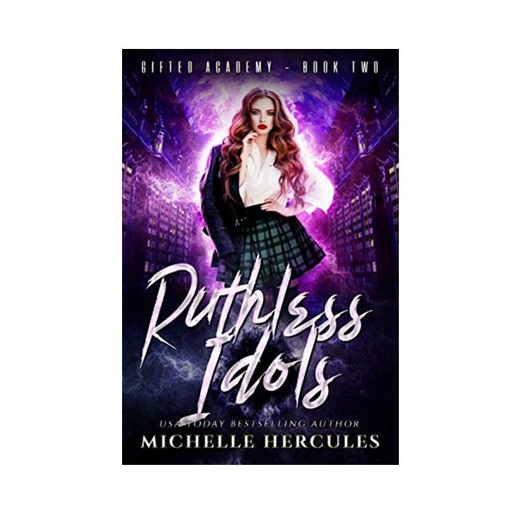Win a Michelle A. Bailey's Paranormal Romance