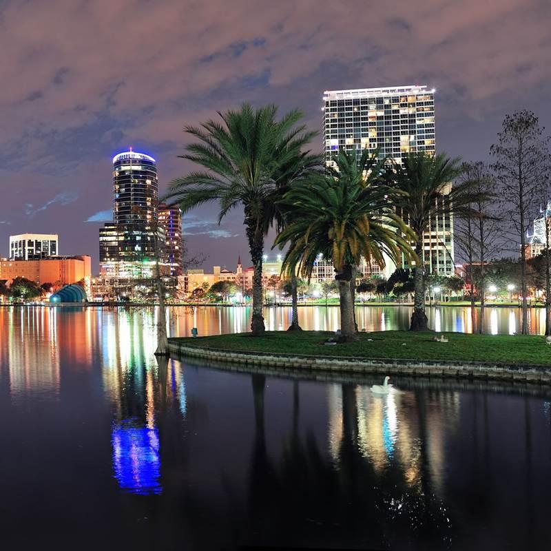 Win a Trip to Orlando