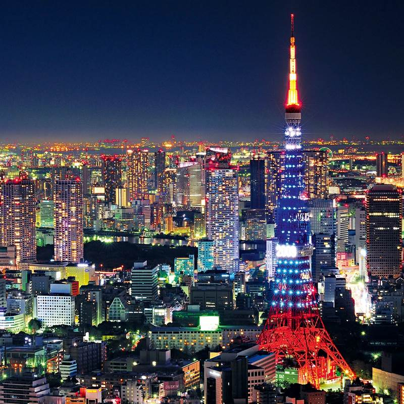 Win a Trip to of a lifetime to Tokyo,Berlin, or New York