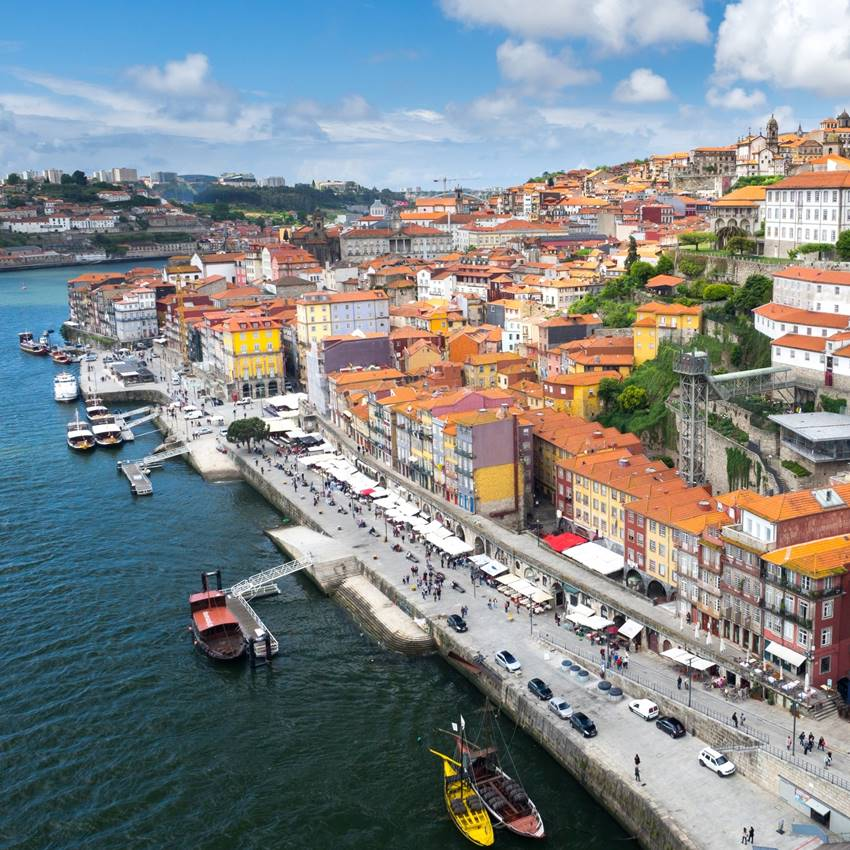 Win a 4-day Stay in Porto, Portugal