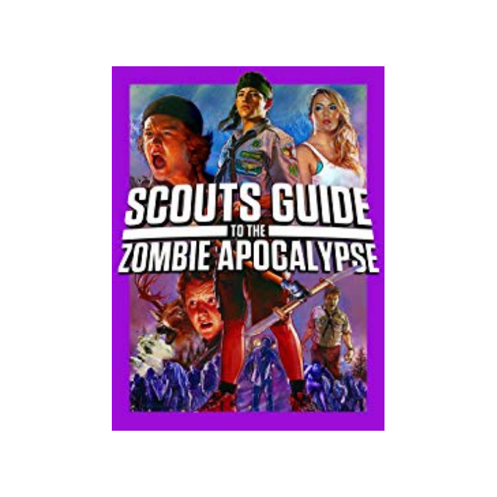Win a Digital copies of the complete Scouts of the Apocalypse series.