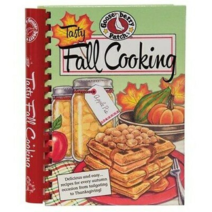 Win a Tasty Fall Cooking Cookbook