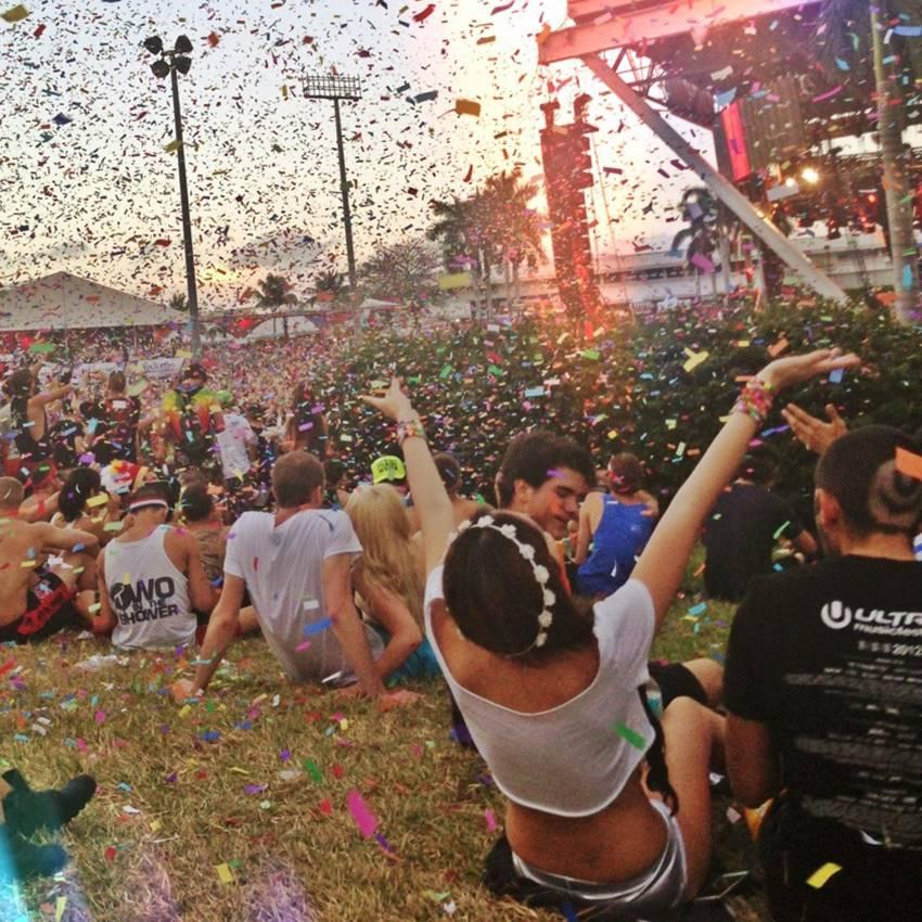 """Win A VIP Trip To  """"Splendour In Ihe Grass"""" Festival"""