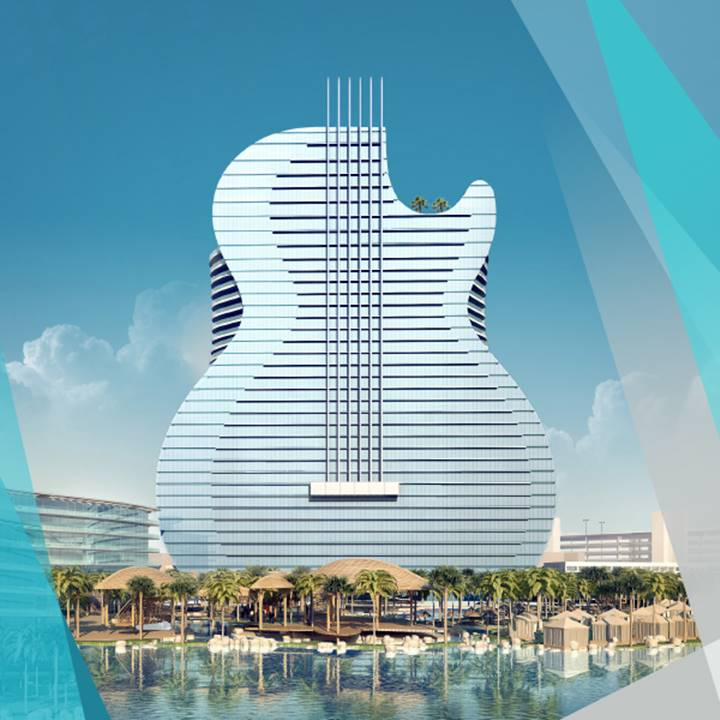 Win a Stay at Seminole Hard Rock Hotel & Casino in Hollywood, FL
