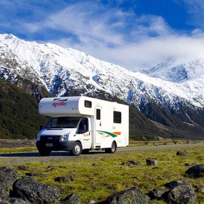 Win A Travel Voucher From Apollo Motorhome Holidays!