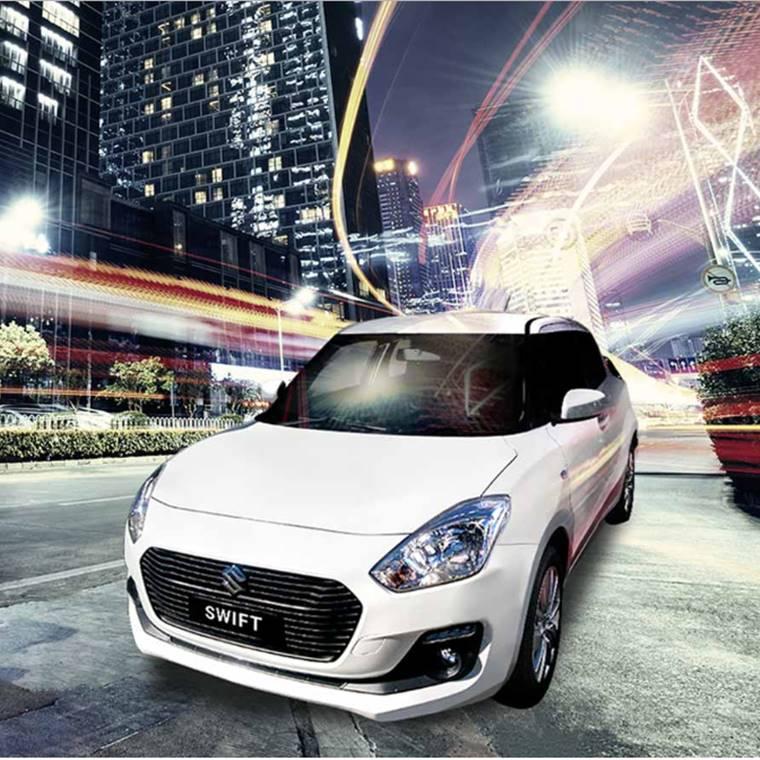 Win A Brand New Suzuki with Shesaid