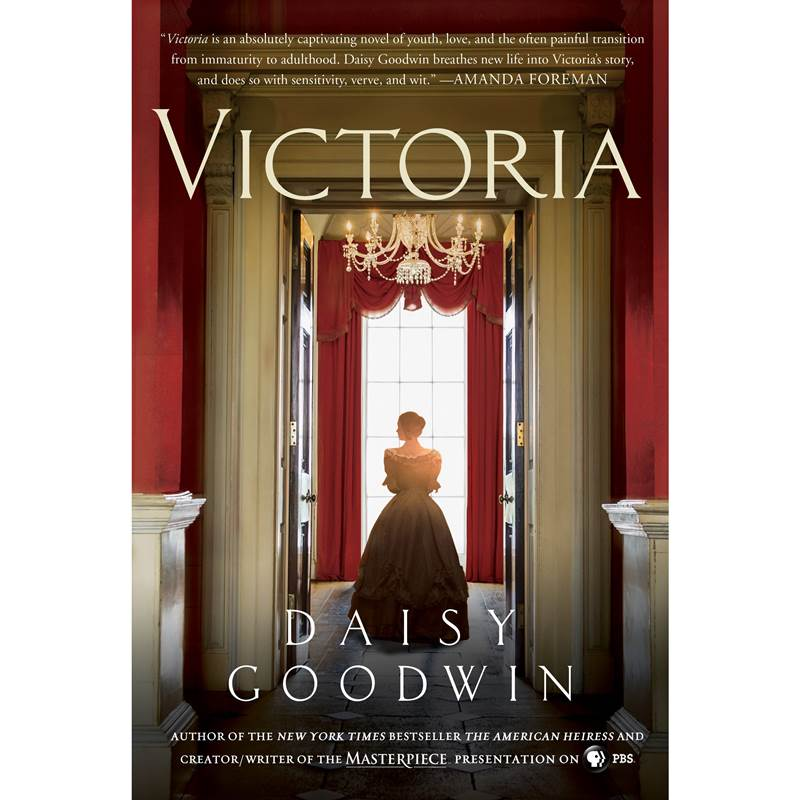 "Win a Copy of ""Victoria"" by Daisy Goodwin"