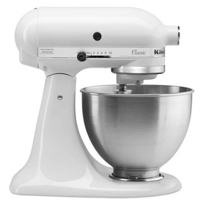 Win a Kitchen-Aid Classic Mixer