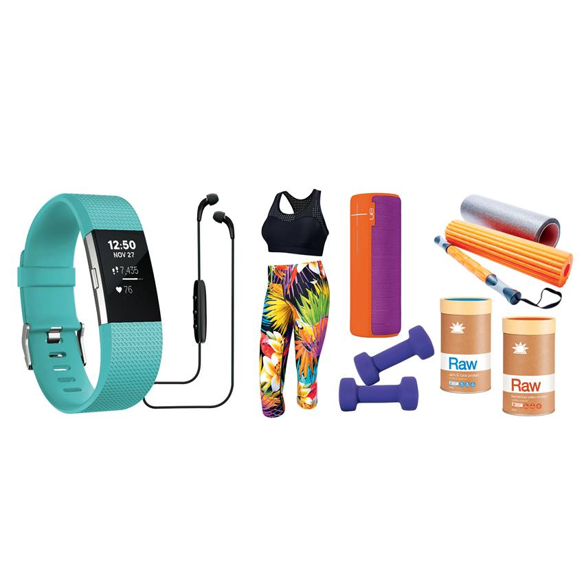 Win The Ultimate Back-To-The-Gym Pack