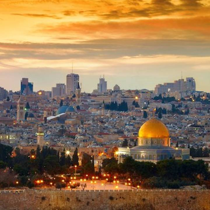 Win a $5,000 Trip for 2 to Israel