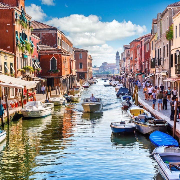 Win a 5-12 Day Tour for 2 to Italy, England, Vietnam or California