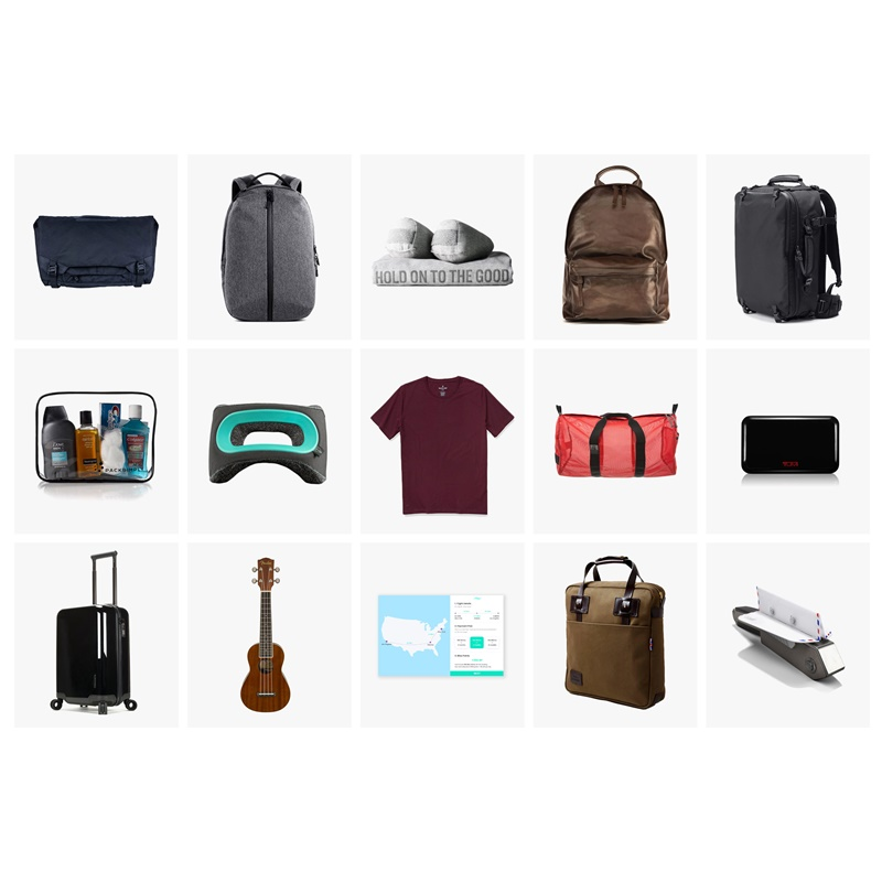 Win a Travel Gear