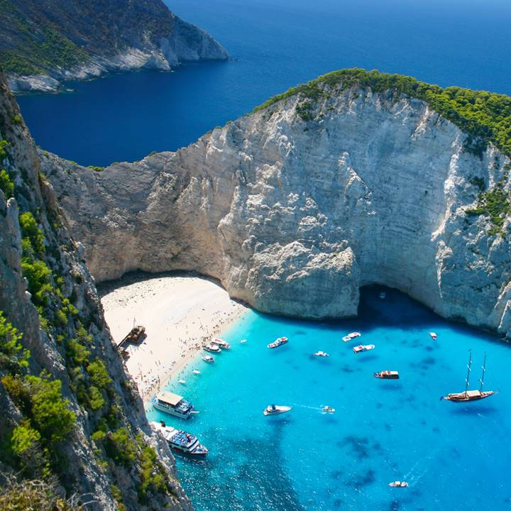 Win a Greek island getaway