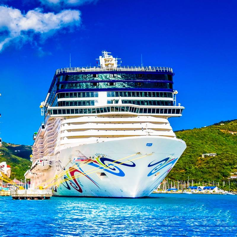 Win a Norwegian Cruise Line Cruise
