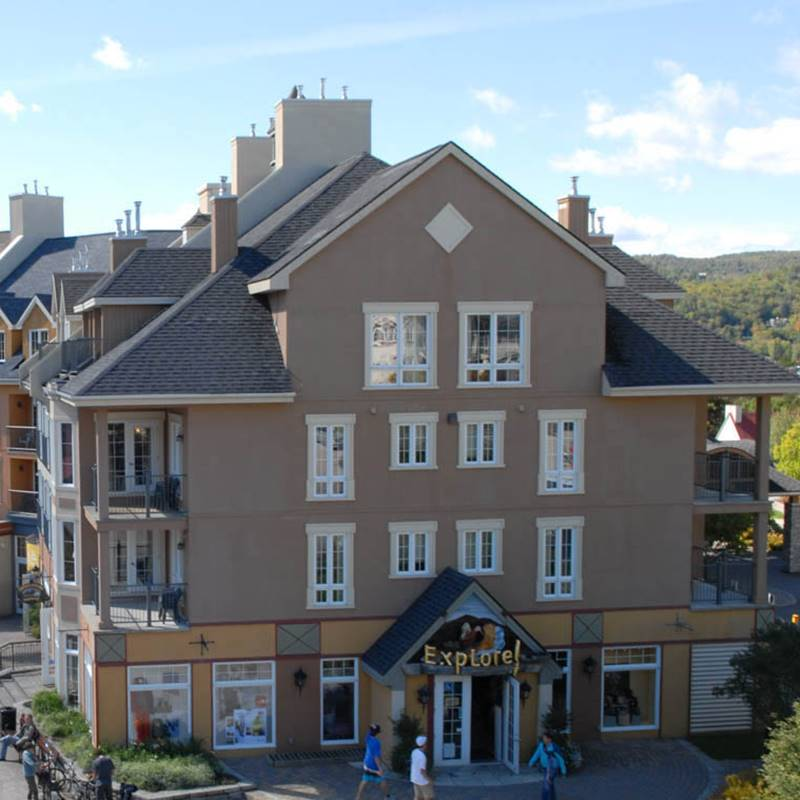 Win a Les Suites Tremblant Stay and other prizes
