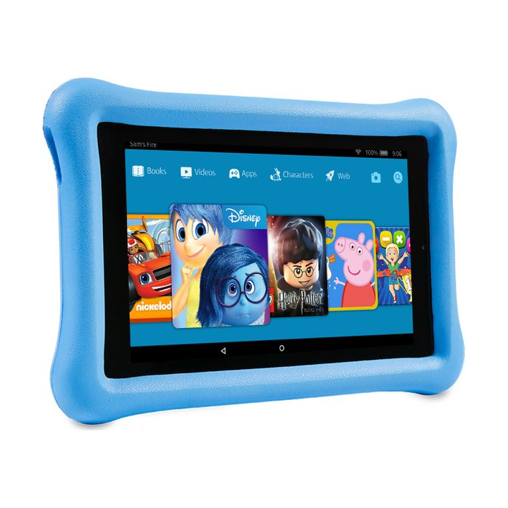 Win a Fire 7 Kids Edition Tablet + a Book