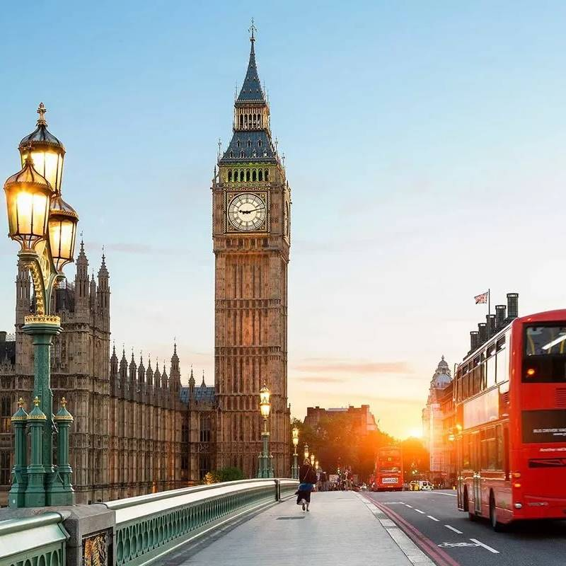 Win a Trip to London, England