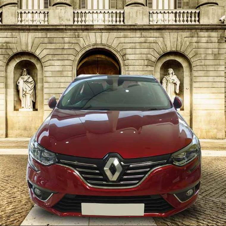 Win A Brand New Renault