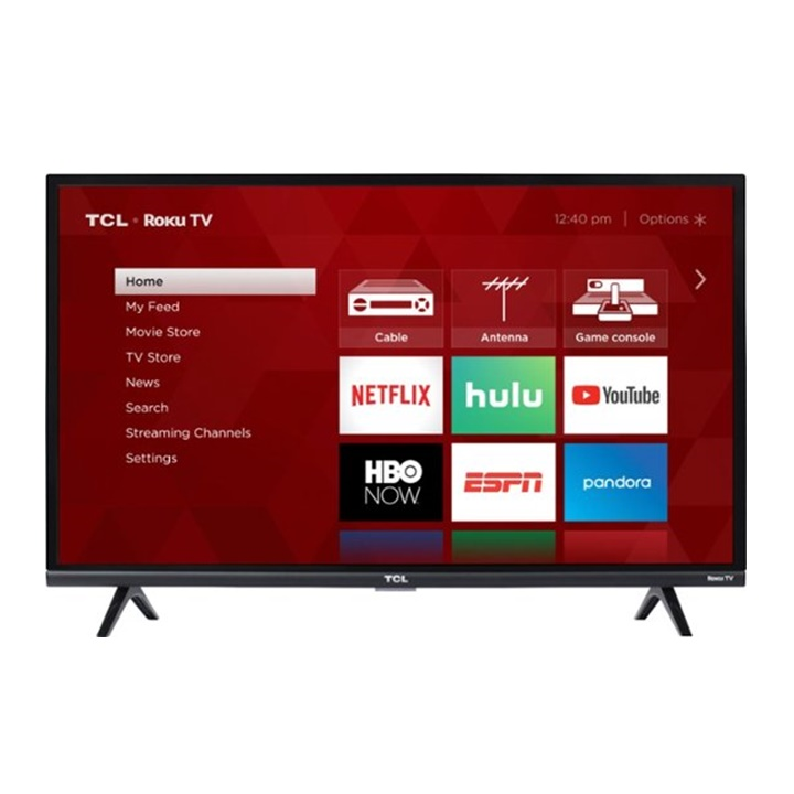 Win a TCL Roku Smart LED TV or Amazon Gift Card