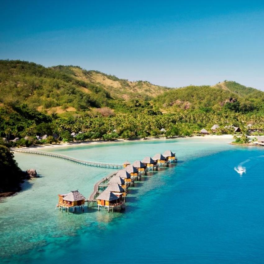 Win A Family Holiday To Fiji!