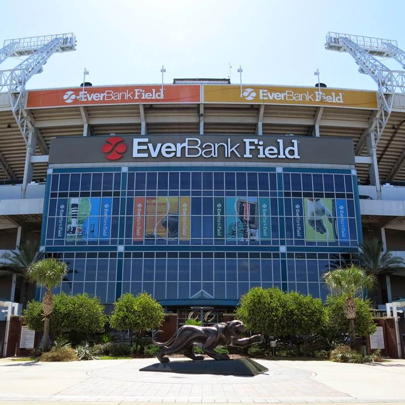 Win a Ticket to see Rams vs. Jaguars Game