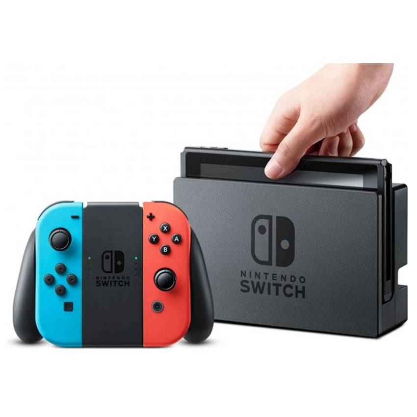 Win a Neon Nintendo Switch!