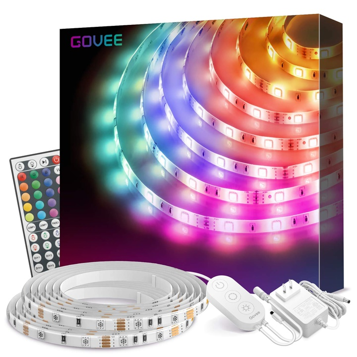 Win a Govee Dreamcolor H6163 Lightstrips
