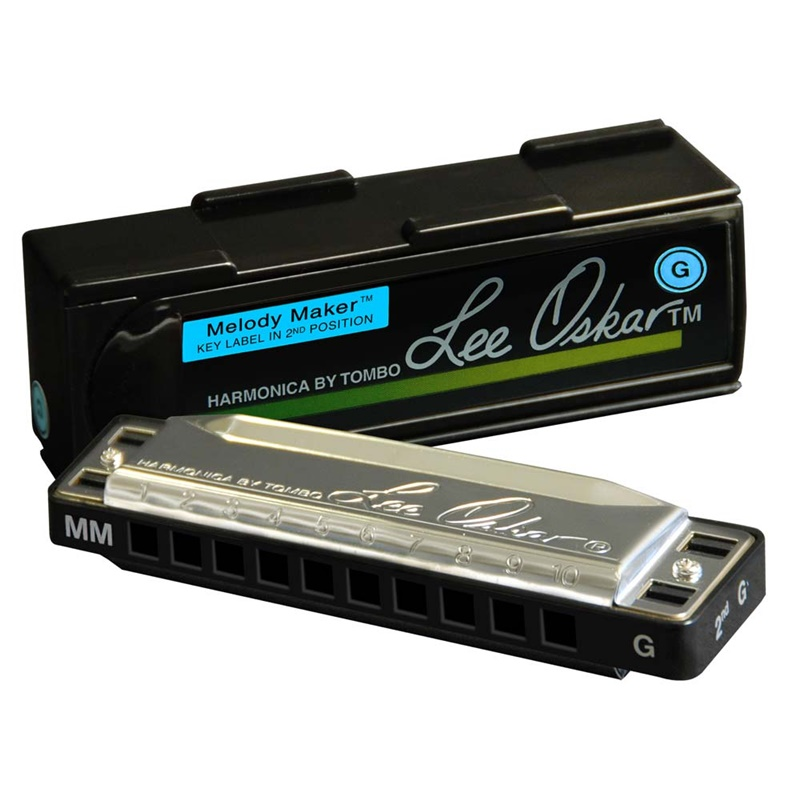 Win a Lee Oskar Harmonica