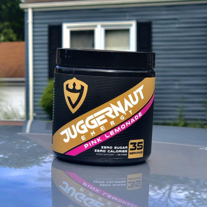 Win a Any Game on Any Platform (Standard Version); 1 Tub of Juggernaut Energy