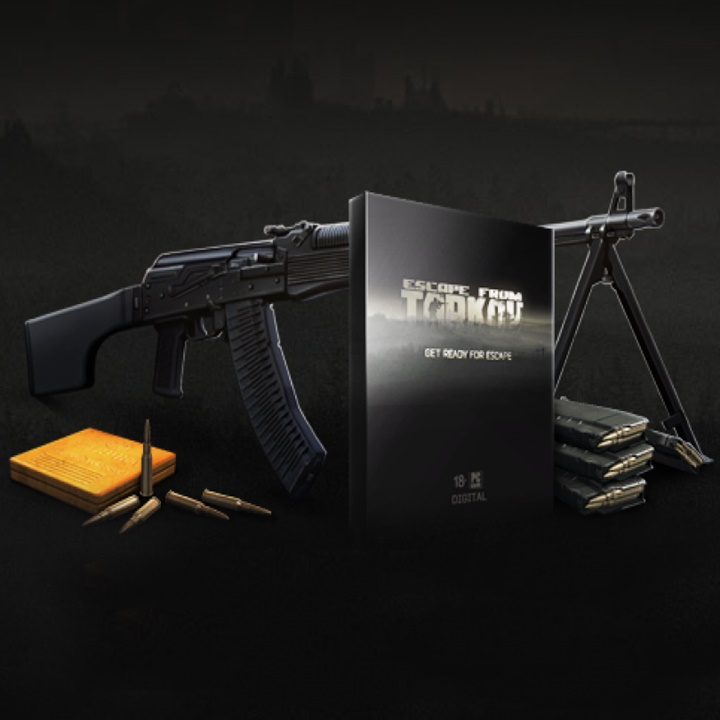 Win a Escape From Tarkov Standard Edition