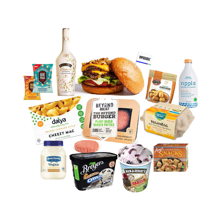 Win a 17 delicious Vegan products