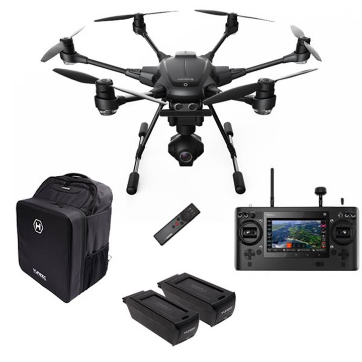 Win a Yuneec Typhoon H Drone