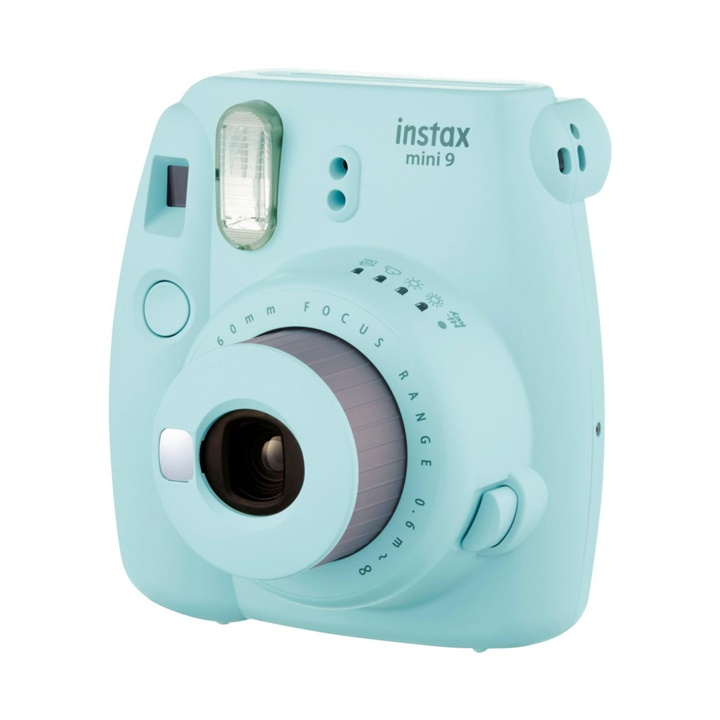 Win a Fujifilm Instax Mini 9 Instant Camera or Amazon Gift Card