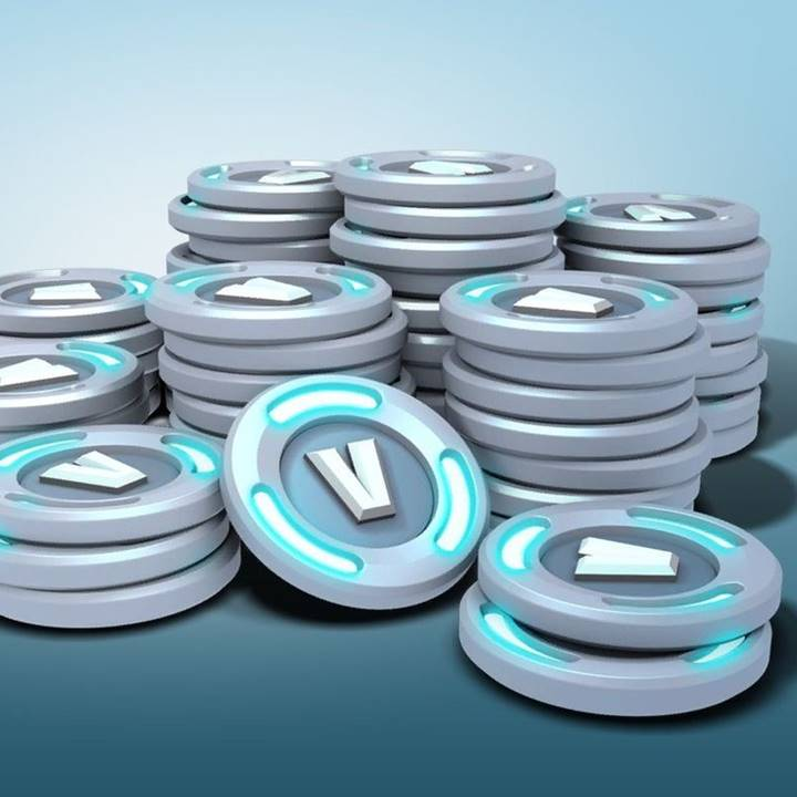 Win a 1000 VBucks for Fortnite BR
