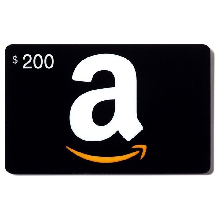 Win a $200 Amazon Gift Card + Living Well Planner