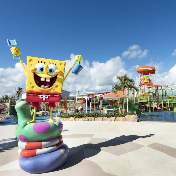 Win a Stay at Nickelodeon Hotels & Resorts Punta Cana