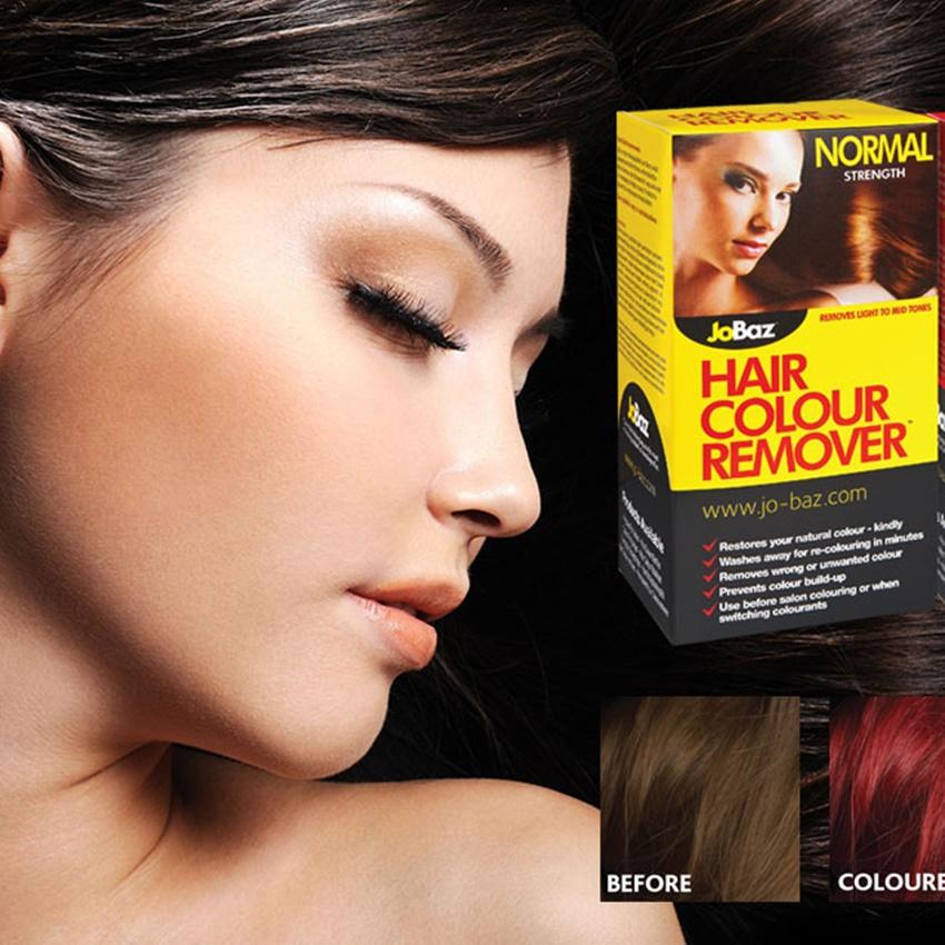 Win 1 Of 8 JoBaz Hair Colour Remover