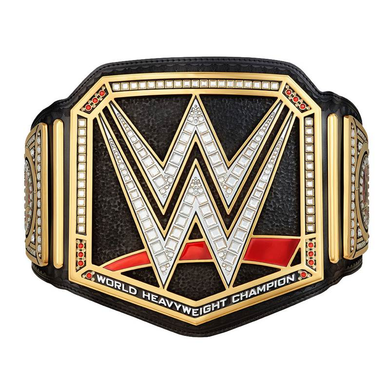 Win a Replica Championship Title Belt