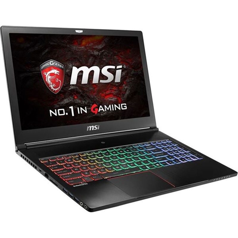 Win a MSI Gaming Laptop