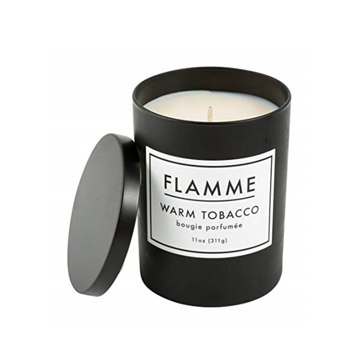 Win a One Year's Supply of Flamme Candle Co. Candles.
