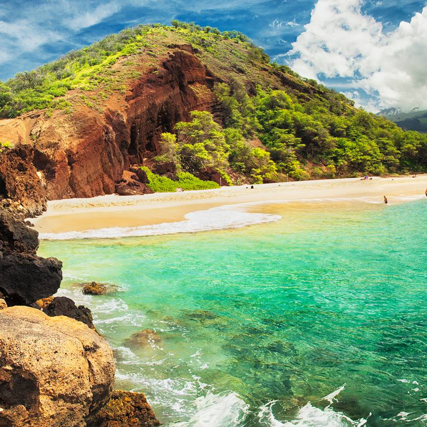 Win a Trip for Two to Maui, Hawaii with Air & Room