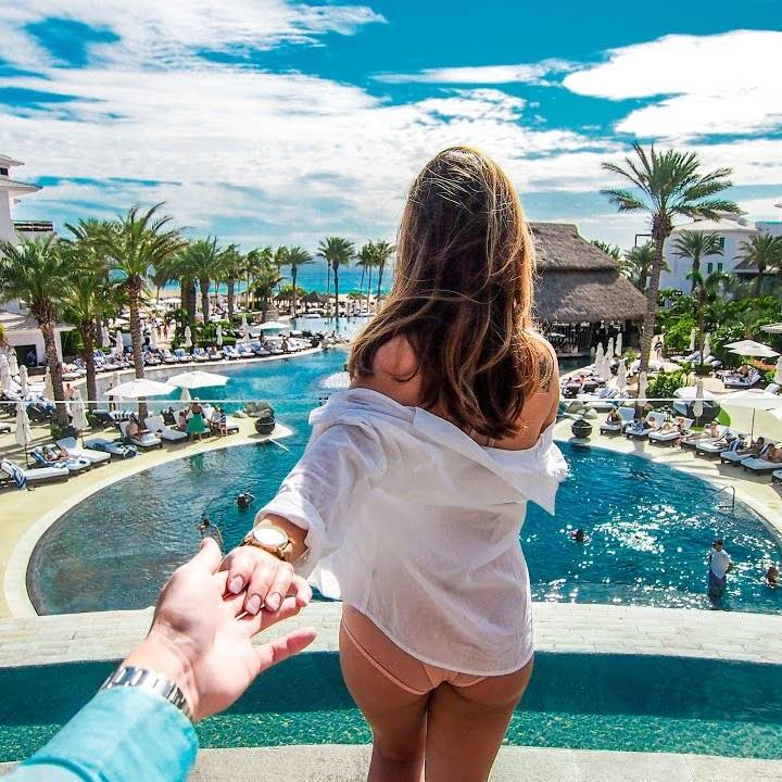 Win a Trip for 2 to Cabo San Lucas, Mexico