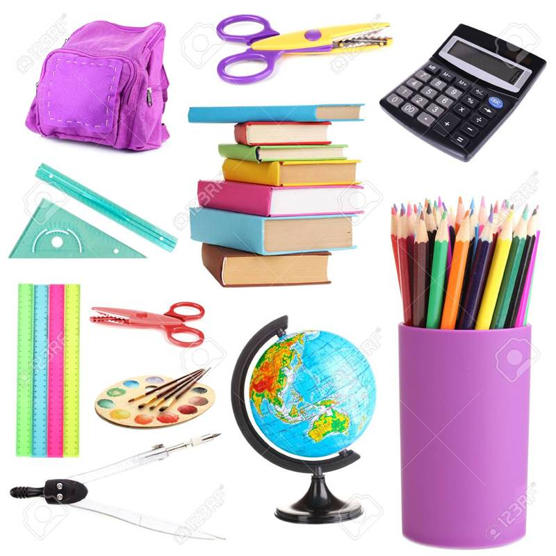 Win a Year Supply of Back To School Materials