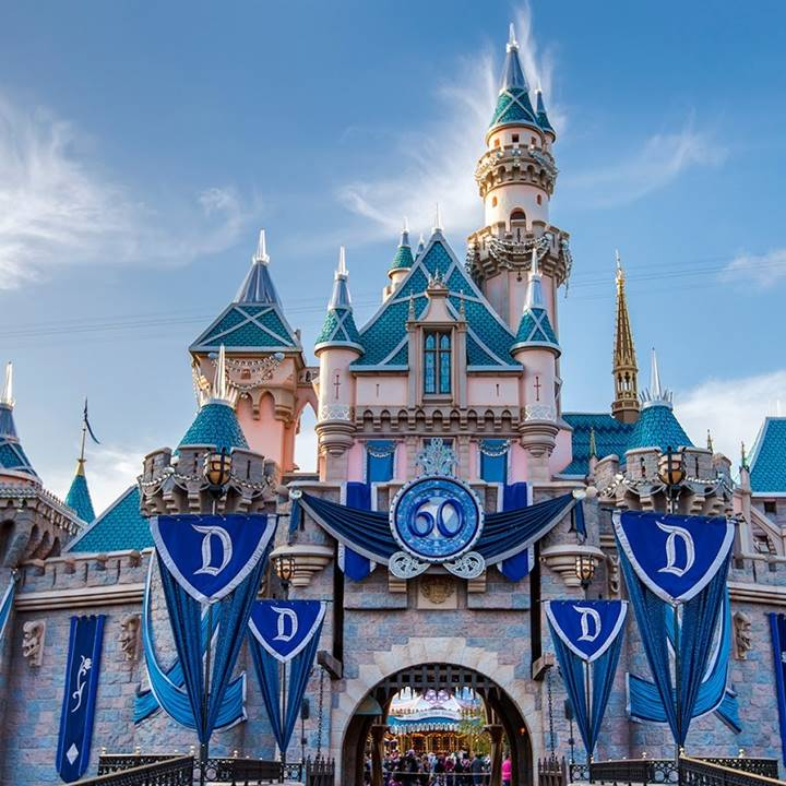 Win a free trip to Disneyland